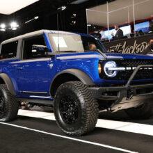 Первые Ford Bronco и GMC Hummer ушли по рекордным ценам