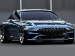 Genesis X Concept и новые мечты о большом купе