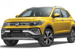 Кроссовер Volkswagen Taigun: серийная версия