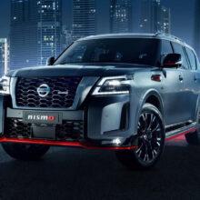 Nissan Patrol Nismo обновлен вслед за базовой моделью