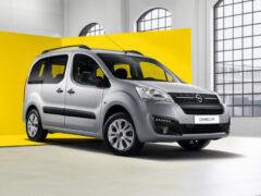 Пассажирский Opel Combo Life: специально для России