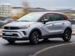 Паркетник Opel Crossland для России: комплектации и цены