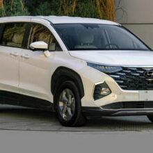 Новый минивэн Hyundai Custo почти готов