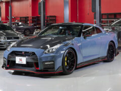 Суперкар Nissan GT-R Nismo и экономия на краске