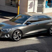 Audi A3 нового поколения: цены в России