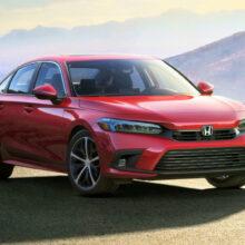 Новая Honda Civic: первое изображение серийной версии