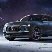У кроссовера Maserati Levante появилась гибридная версия