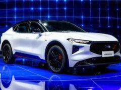 Новый кросс-лифтбек Ford Evos — наследник Mondeo