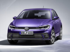 Европейский Volkswagen Polo обновлен и стал богаче