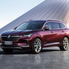 Новый кроссовер Buick Envision Plus расширил семейство