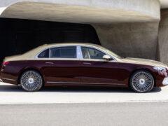 Новый Mercedes-Maybach S-класса: цены в России