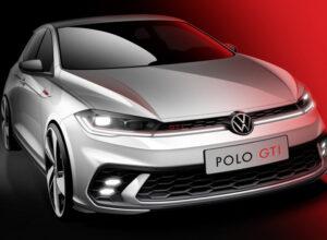 Анонсирован обновленный хот-хэтч Volkswagen Polo GTI