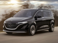 Mercedes-Benz EQT: предвестник будущего T-класса