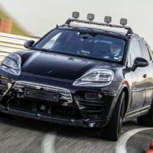 У кроссовера Porsche Macan будет два наследника