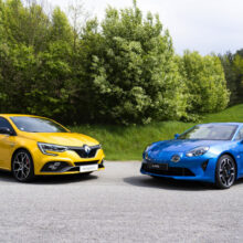Подразделение Renault Sport стало частью фирмы Alpine