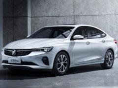 Новый Buick Verano Pro: таким мог бы стать Opel Astra