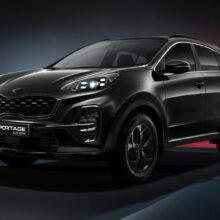 Kia Sportage Black Edition в России: больше вариантов