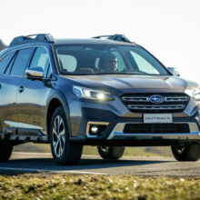 Subaru представит в России две новинки в этом году