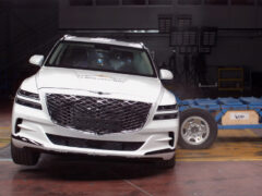 Краш-тесты Euro NCAP: две модели Genesis и один Citroen