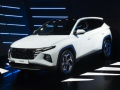 Новый кроссовер Hyundai Tucson: цены в России