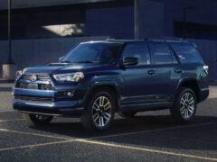 Внедорожник Toyota 4Runner обрел «спортивную» версию