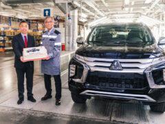 Обновленный Mitsubishi Pajero Sport: старт производства в Калуге