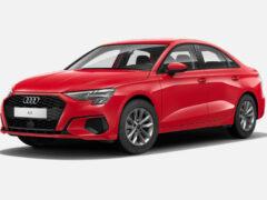Audi A3 в России: три новые спецверсии