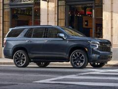 Новый Chevrolet Tahoe: две версии для России и цены