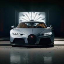 Новый Bugatti Chiron Super Sport: ниже скорость, меньше цена