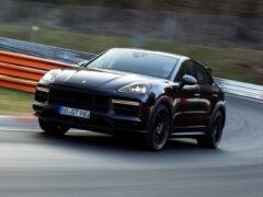 Porsche Cayenne стал самым быстрым кроссовером на Нюрбургринге