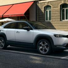 Mazda обнародовала план электрификации