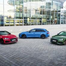 Обновленные Audi RS 4 и RS 5: цены в России