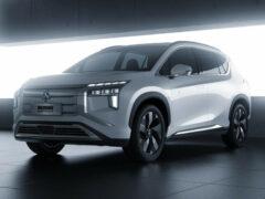 Премьеры Mitsubishi: новый Airtrek и инопланетный Outlander