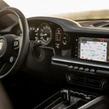 Porsche представляет медиасистему PCM 6.0 с новыми функциями