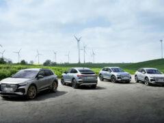 Последняя новая модель Audi с ДВС выйдет в 2025 году