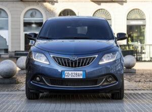 Lancia представит три новые модели за шесть лет