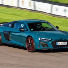 Суперкар Audi R8 вернется на российский рынок
