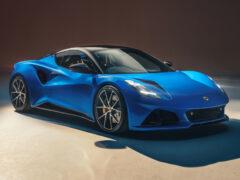 Новый спорткар Lotus Emira — с моторами Toyota или AMG