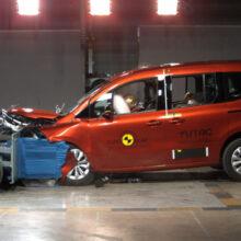 Краш-тесты Euro NCAP: два хорошиста и отличник с оговоркой