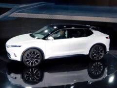 Chrysler готовит новую легковую модель