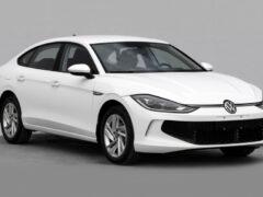 VW Lamando, Haval Monster, некий YDYX и другие утечки из Китая