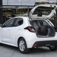 Новая Toyota Yaris Ecovan: гибридный фургончик для Европы