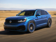 Volkswagen Atlas Cross Sport GT поможет продвижению модели