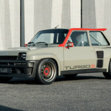 Legende Turbo 3: рестомод с 400-сильным турбомотором
