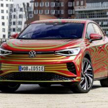 Купеобразный Volkswagen ID.5 GTX готовится к дебюту