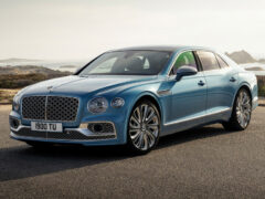 Bentley Flying Spur Mulliner: самая богатая версия в гамме
