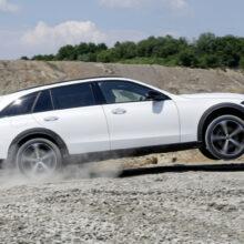 Mercedes C-класса обзавелся внедорожной версией All-Terrain