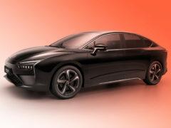 Mobilize Limo: новый седан компании Renault для такси и проката