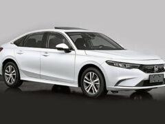 Honda Integra готовится к возрождению: первые фото