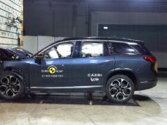 Пять звезд Euro NCAP: два «китайца», водородомобиль и другие